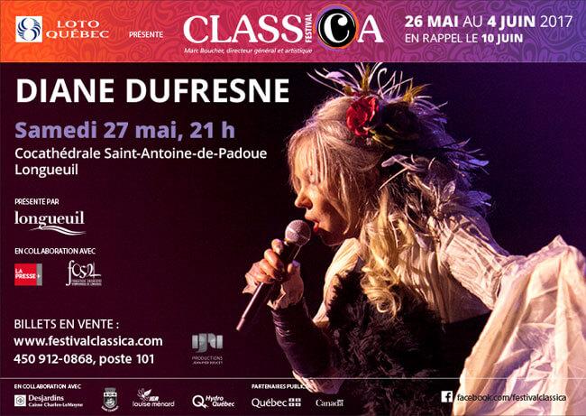 Diane Dufresne Cocathédrale